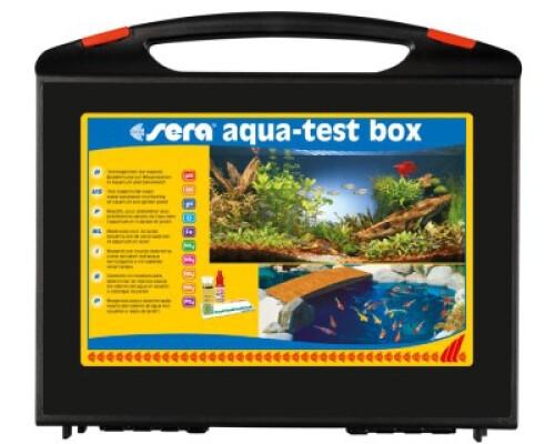 Sera AQUA-TEST-BOX (+Сl)