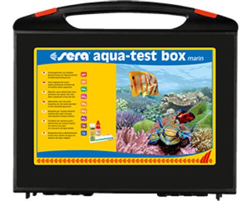 Sera AQUA-TEST-BOX MARIN